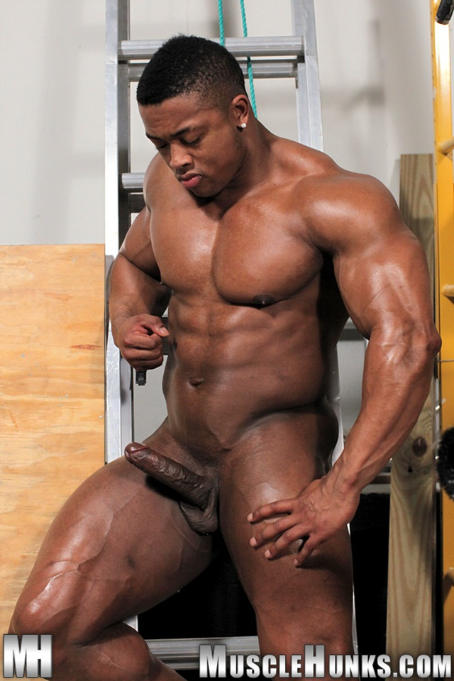 Ron Hamilton Muscle Bodybuilder At Muscle Hunks  Men For -2993