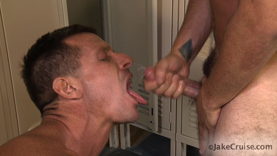 AJ Monroe and Rock at Jake Cruise 08 Ripped Muscle Bodybuilder Strips Naked and Strokes His Big Hard Cock torrent photo1 - AJ Monroe fucks Rock