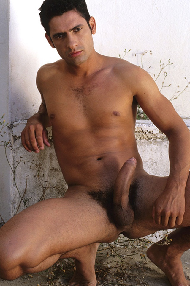 Brazilian hot cock, attractive shirtless light skin black male