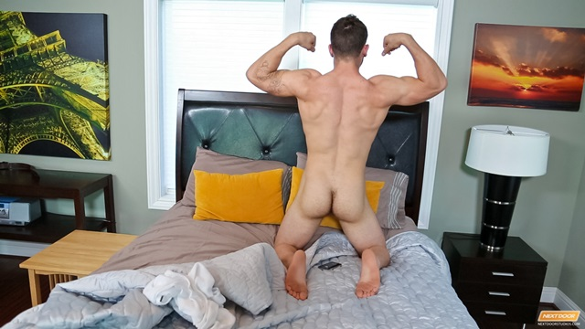 Chuck Next Door Male gay porn stars naked men nude young guy video huge dick big uncut cock hung stud 010 gallery photo - Chuck