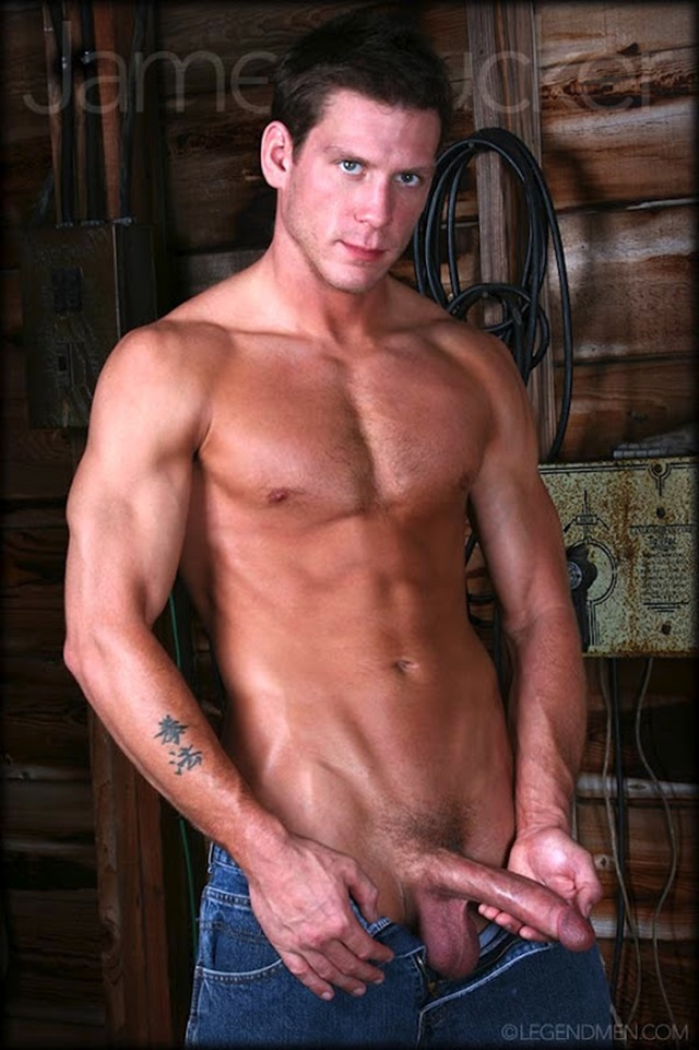 Body builder gay hot male muscle naked-3686