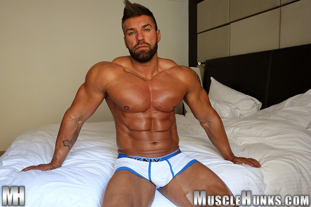 Muscle-Hunks-buffed-muscleman-Lucas-di-Angelo-strips-tight-underwear-huge-cock-fully-erect-001-male-tube-red-tube-gallery-photo