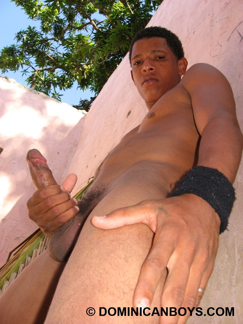 Haward  Huge Uncut Black Cock  Dominican Boys  Naked Men Pics-6188