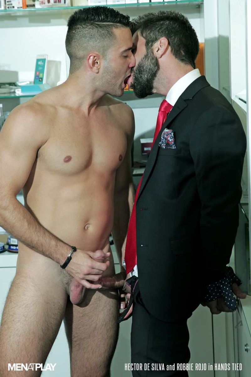 MenatPlay-suited-sex-Robbie-Rojo-sexual-favours-Hector-de-Silva-horny-thick-uncut-Spanish-dick-tongue-deep-rimming-smooth-ass-hole-fucking-19-gay-porn-star-sex-video-gallery-photo