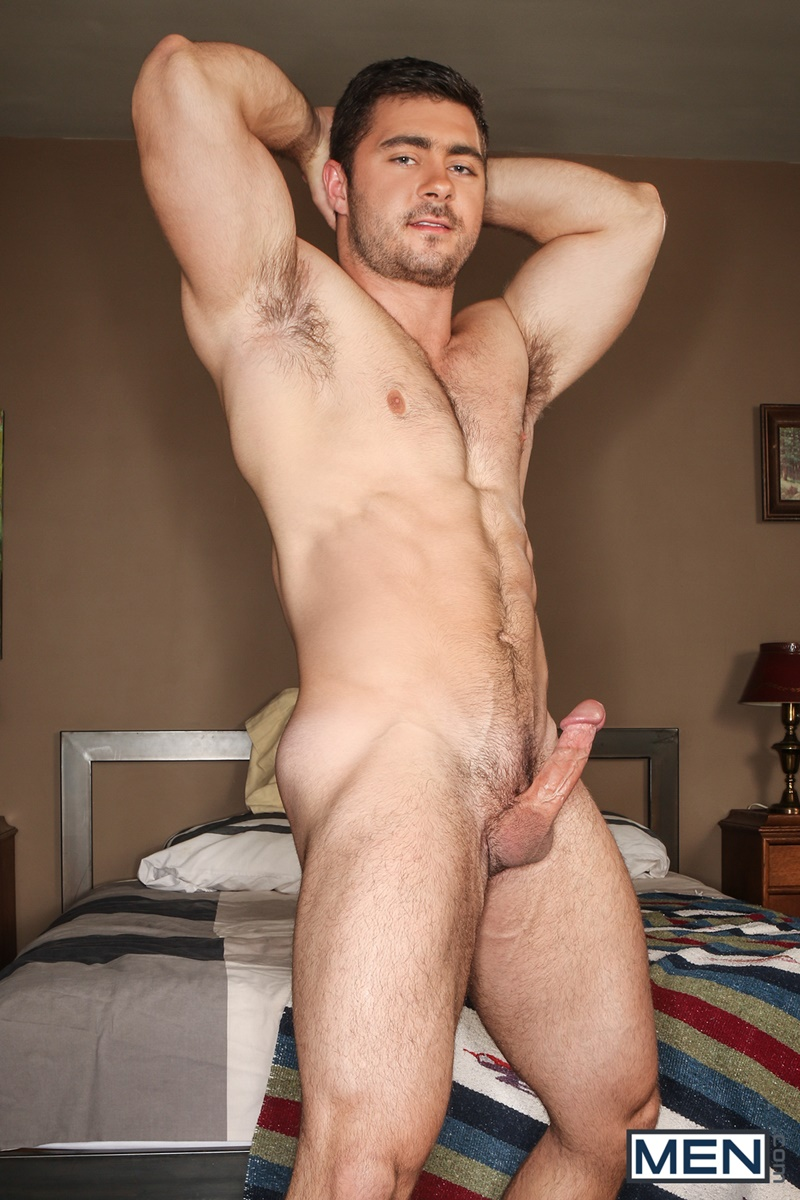 Sexy Naked Hunks Dirk Caber, Colton Grey, Marc Giacomo And -6467