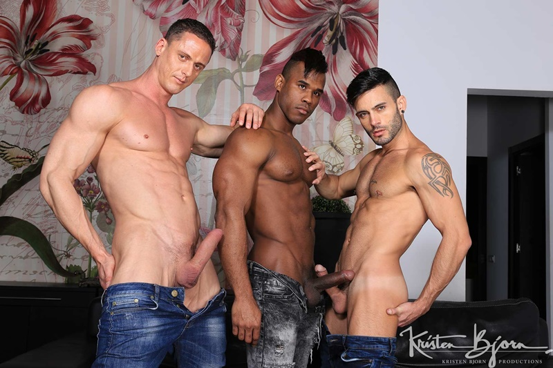 Wild Seed Ivan Gregory, Andy Star, Ridder Rivera hadrcore bareback ass fucking orgy