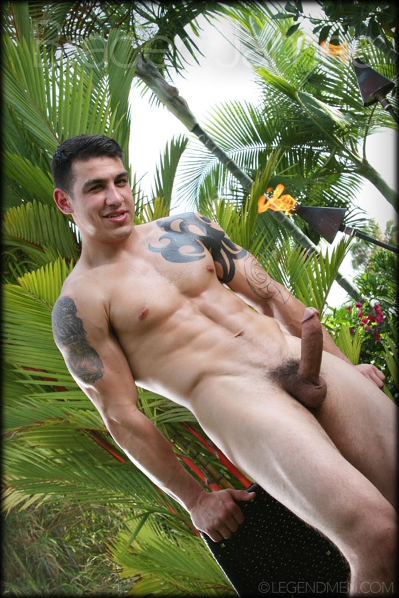 Naked Muscle Dude 76