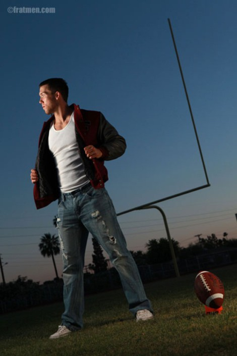 Fratmen Heath – American Footballer