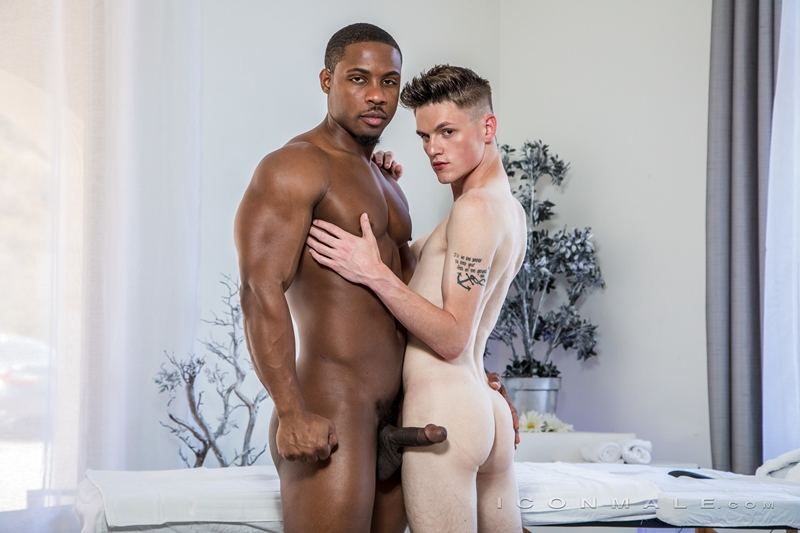 DeAngelo Jackson huge black bareback cock deep fucking Avery Jones hot bubble ass 009 gay porn pics - DeAngelo Jackson's huge black bareback cock deep fucking Avery Jones' hot bubble ass