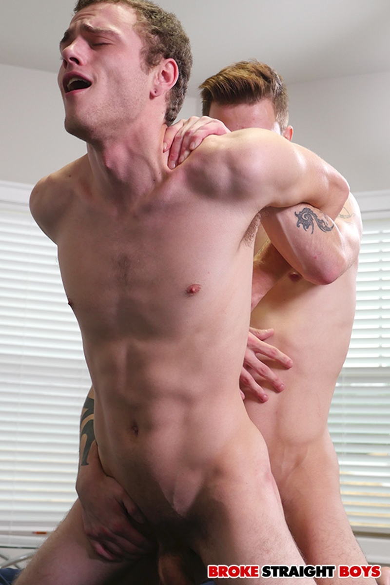 Hot straight stud James Dawn straddle Casey Owens young dick reverse cowboy riding wanks cock 018 gay porn pics - Hot straight stud James Dawn straddle Casey Owens' young dick reverse cowboy riding him while he wanks his own cock