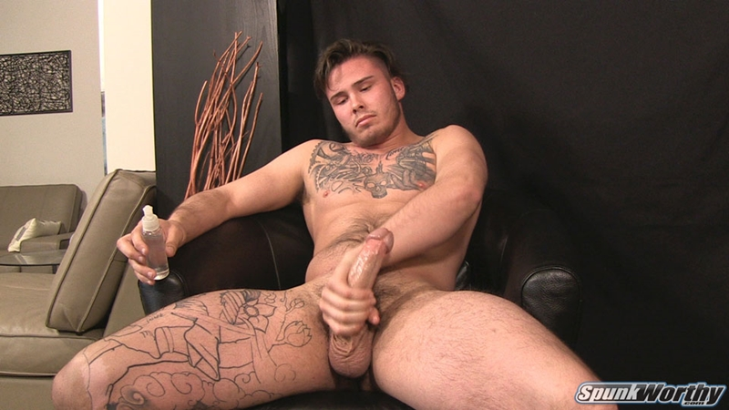 Sexy young rock hard hunk Lewis strips naked jerking big cock massive cum load 007 gay porn pics - Sexy young rock hard hunk Lewis strips naked jerking his big cock to a massive cum load