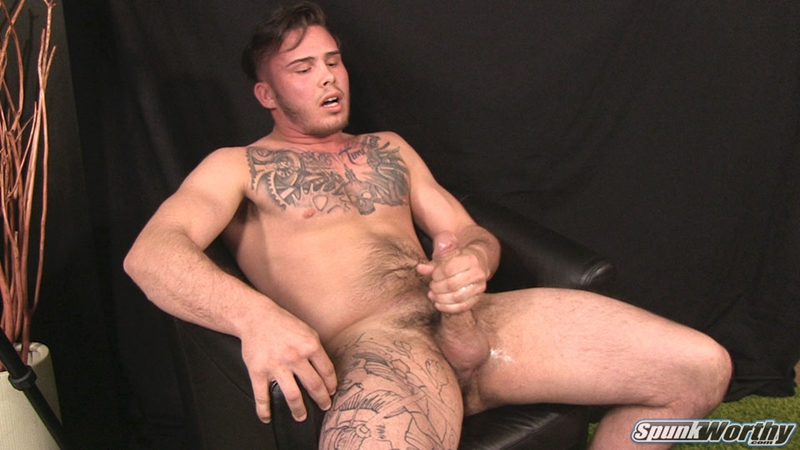 Sexy young rock hard hunk Lewis strips naked jerking big cock massive cum load 014 gay porn pics - Sexy young rock hard hunk Lewis strips naked jerking his big cock to a massive cum load