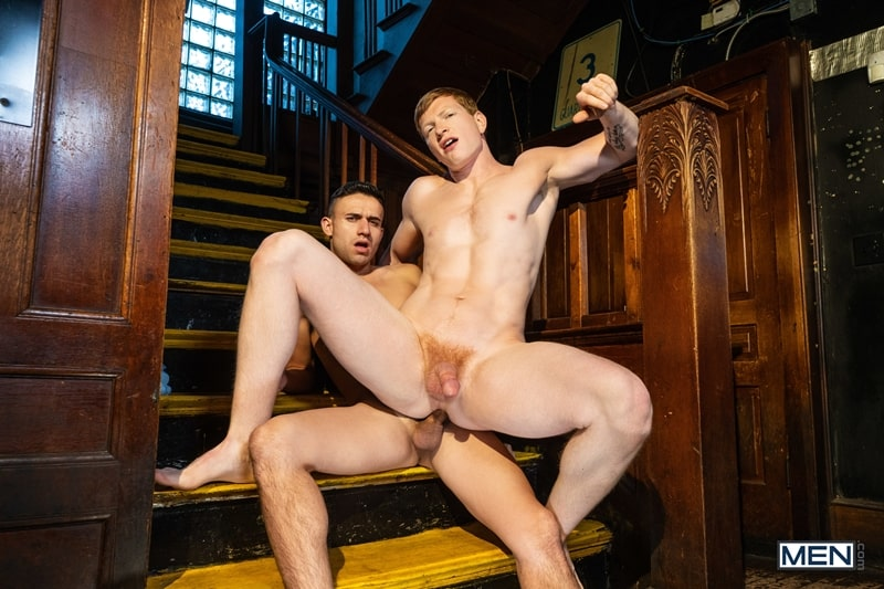 Smooth sexy stud Vinny Blackwood hot ass fucking big muscle dude Kyle Connors huge cock 017 gay porn pics - Smooth sexy stud Vinny Blackwood's hot ass fucking by big muscle dude Kyle Connors' huge cock