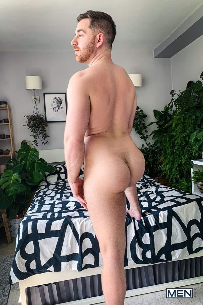 Hairy chested hunk Jonas Jackson teases Austin Sugar hot hole huge cock 010 gay porn pics - Hairy chested hunk Jonas Jackson teases Austin Sugar's hot hole with his huge cock