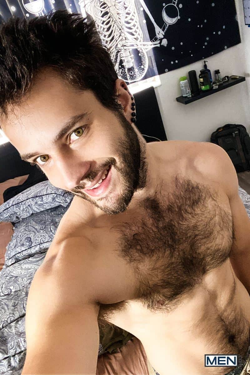 Hottie hairy chested young hunk Dante Drackis fucking Chris Star big dick begging him cum 006 gay porn pics - Hottie hairy chested young hunk Dante Drackis rides Chris Star's big dick begging him for his cum