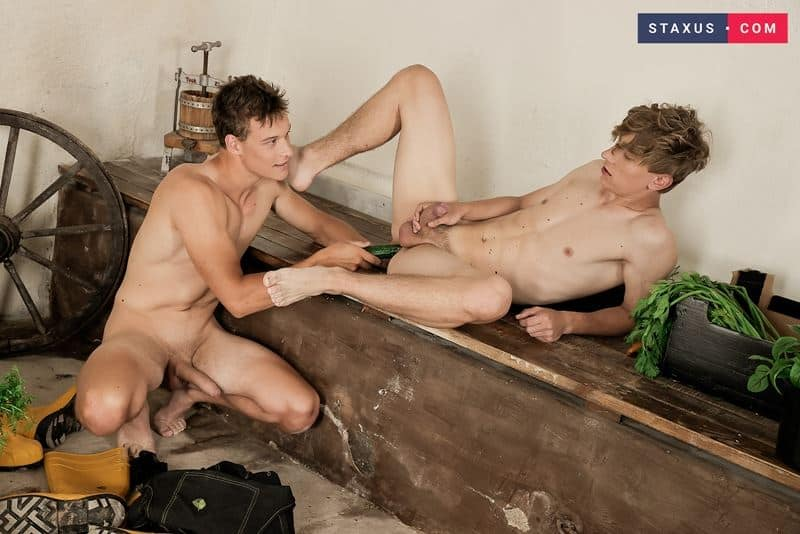 John Hardy hot twink asshole bareback fucked young dude Pavel Masters huge cock 010 gay porn pics - John Hardy's hot twink asshole bareback fucked by young dude Pavel Masters' huge cock