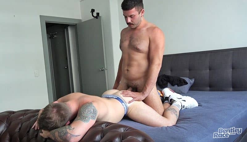 Horny Spanish Aussie dude Zak Bray huge dick bare fucking sexy stud Billy Bones hot bubble ass 014 gay porn pics - Horny Spanish Aussie dude Zak Bray's huge dick bare fucking sexy stud Billy Bones's hot bubble ass