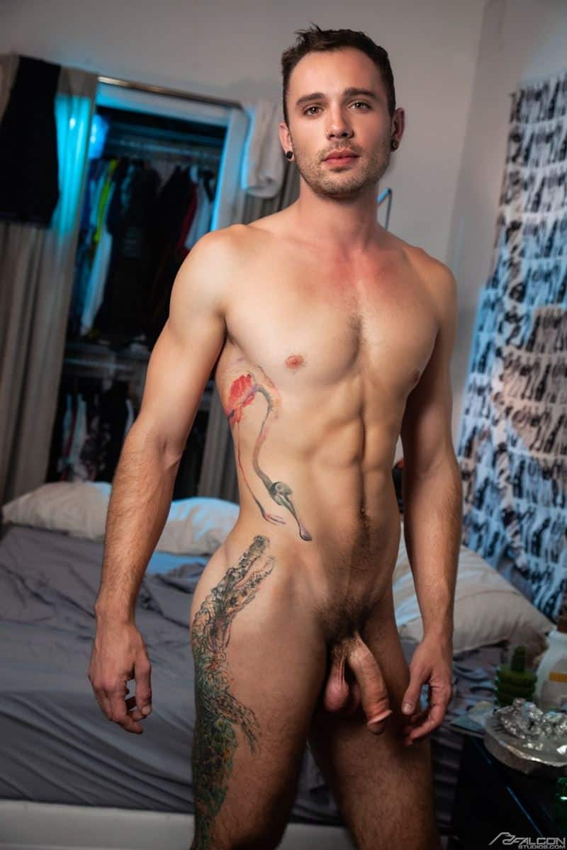 Sexy bearded hunk Dolf Dietrich huge dick bareback fucking young stud Drake Rogers hot bubble asshole 008 gay porn pics - Sexy bearded hunk Dolf Dietrich's huge dick fucking young stud Drake Rogers's hot bubble asshole