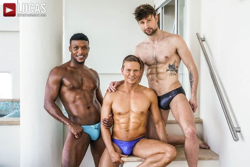 Double penetration Andre Donovan Ethan Chase huge dicks bare fucking Drew Dixon hot hole 003 gay porn pics - Double penetration Andre Donovan and Ethan Chases' huge dicks bare fucking Drew Dixon's hot hole