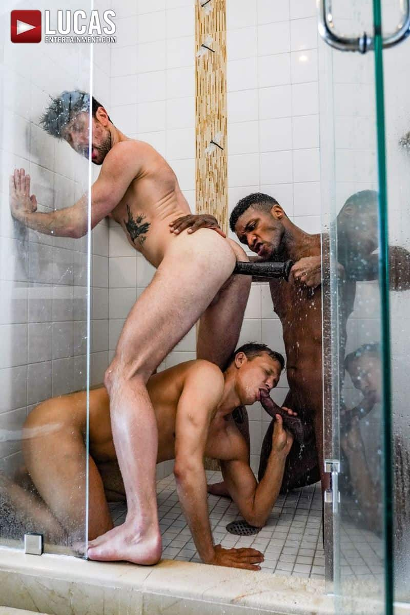 Double penetration Andre Donovan Ethan Chase huge dicks bare fucking Drew Dixon hot hole 018 gay porn pics - Double penetration Andre Donovan and Ethan Chases' huge dicks bare fucking Drew Dixon's hot hole
