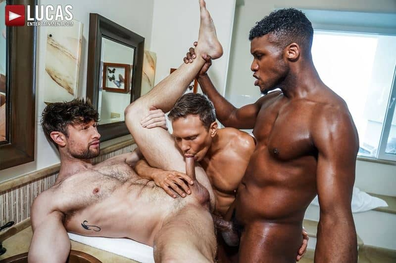 Double penetration Andre Donovan Ethan Chase huge dicks bare fucking Drew Dixon hot hole 024 gay porn pics - Double penetration Andre Donovan and Ethan Chases' huge dicks bare fucking Drew Dixon's hot hole